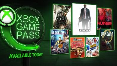 Hitman, Ryse: Son of Rome, Dead Rising 2 и другие - Microsoft анонсировала подборку игр для Xbox Game Pass на август
