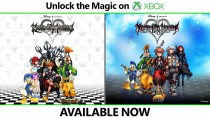 Состоялся релиз сборников Kingdom Hearts HD 1.5 + 2.5 ReMIX и Kingdom Hearts HD 2.8