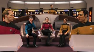 Новое дополнение The Next Generation для Star Trek: Bridge Crew получило трейлер и вышло в PS Store