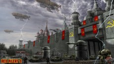 MIDI кавер на советский марш из Red Alert 3, сыгранный в Starbound.