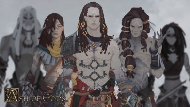В новом сюжетном трейлере Ash of Gods рассказывается о наступлении смертельной великой Жатвы