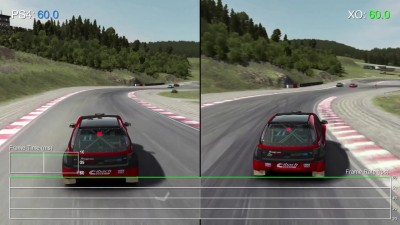 Dirt Rally PS4 vs Xbox One Gameplay Frame-Rate Test (DigitalFoundry)