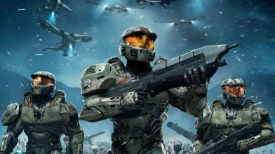 В следующие выходные можно бесплатно сыграть в RTS Halo Wars