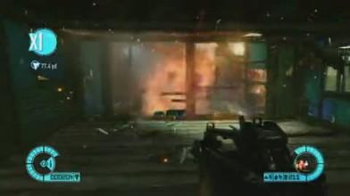 """Bodycount """"Gamescom 2011 Геймплей с комментариями"""""""
