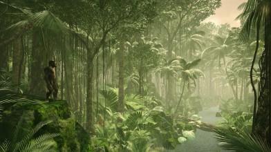 Ancestors: The Humankind Odyssey напоминает Assassin's Creed, только с обезьяной в главной роли
