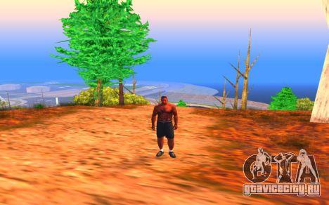 Summer Colormod для GTA San Andreas третий скриншот