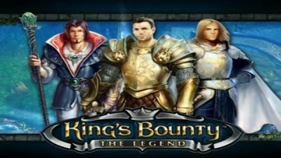 "King's Bounty: The Legend ""GC 2008: Trailer"""