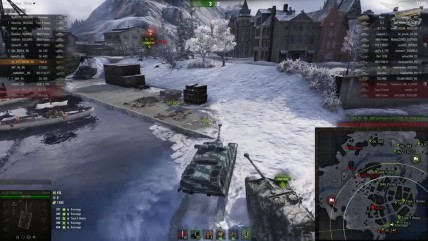 World of Tanks AMX 50 Foch B - Опять вводят имбу Чо за дела