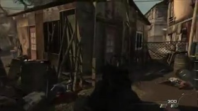 "Call Of Duty: Modern Warfare 3 ""Infinity Ward Recycles Buildings on MW3 Straight From Cod4"""