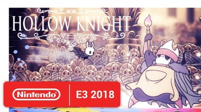 Hollow Knight появится на Nintendo Switch сегодня