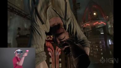 "Batman: Arkham ""Геймплей на PlayStation VR"""