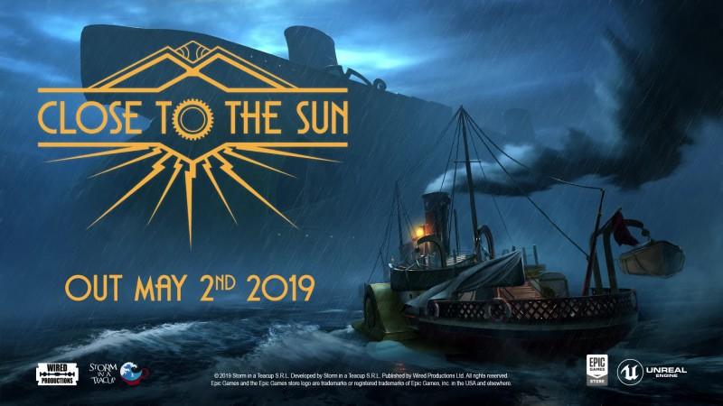 Close to the Sun - предрелизный трейлер