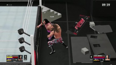 "WWE 2K16 ""Online Iron Man Match - Shawn Michaels VS Bret Hart"""