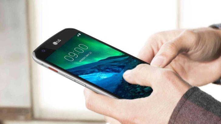 Стартовали продажи экстремального телефона LGXVenture в РФ
