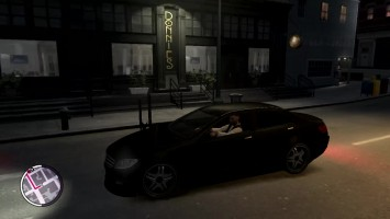 Grand Theft Auto IV - Episodes From Liberty City глюк в транспорте
