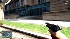 """Похождения безумца в GTA 5 """"Next Gen"""" от 1-го лица."""