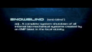 Project Snowblind #2