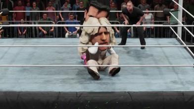 WWE 2K19 - Big Head Match With Razor Рамон и Рик Flair Геймплей