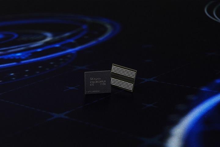 SKHynix анонсировала память GDDR6
