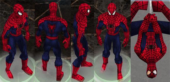 скачать скин на игру новый человек паук 2 - фото 6