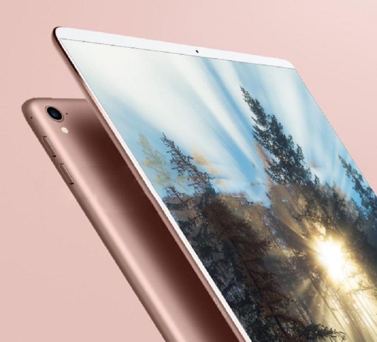 В2017 года поступит в реализацию iPad спонтанного формата
