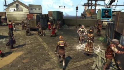Мультиплеер Assassin's Creed III