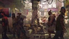 Степень дозволенного в Cyberpunk 2077 определяют корпорации