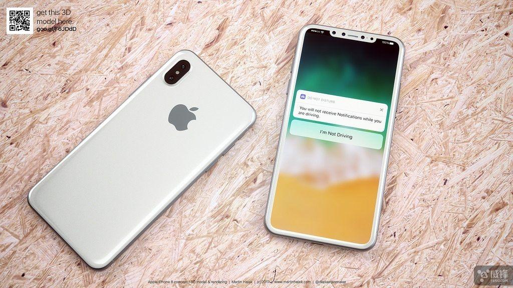 Вweb-сети интернет появились новые фотографии IPhone 8