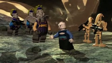 "Lego Star Wars 3: The Clone Wars ""Yoda Backstroke Trailer"""