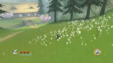 """Mini Ninjas """"E3 09: Bear Combat Gameplay"""""""