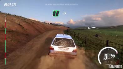20 минут игрового процесса DiRT Rally 2.0