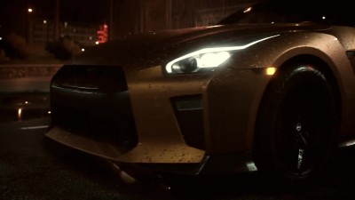 "Need For Speed ""Nissan GT R Premium 2017"""