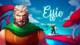 3D-платформер Effie - волшебный щит, мультяшная графика и история о возвращении молодости