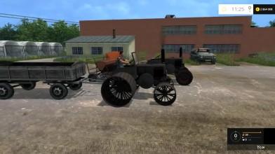 """Farming Simulator 15 """"Видео обзор мод-пака тракторов """"Ursus C45"""""""""""