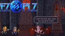 """Опубликован новый трейлер """"жизнерадостной"""" кооперативной игры REZ PLZ под названием """"Metal World"""""""