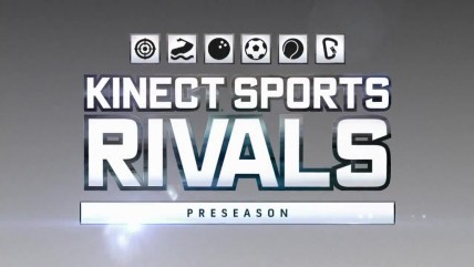 "Kinect Sports: Rivals - Preseason ""Трейлер"""