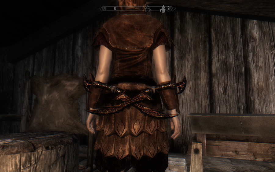 "TES 5: Skyrim ""XP32 Maximum Skeleton"" v1.93e и 2.43 ..."