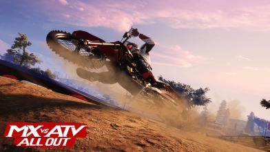 Анонс игры MX vs ATV All Out