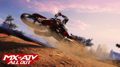 Анонс игры MX vs ATV All Out