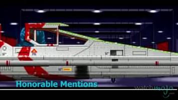 Топ-10 космических кораблей в видеоиграх