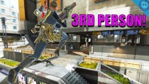 Apex Legends - Геймплей режима с видом от 3-го лица