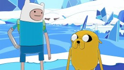 Adventure Time Pirates of the Enchiridion - Дебютный трейлер