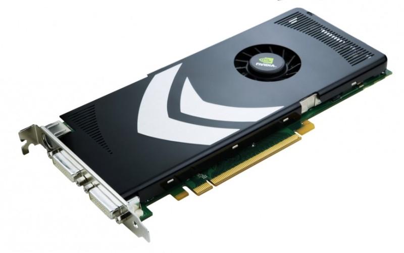 NVIDIA GeForce 8800 GT, референсный образец