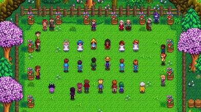 Stardew Valley Multiplayer Update - трейлер даты релиза