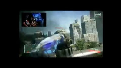 "Crysis 2 ""GC 10: Multiplayer Gameplay Trailer"""