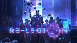 """Дата выхода и новый трейлер киберпанк-стратегии Re-Legion от Ice Code Games и """"1C"""""""