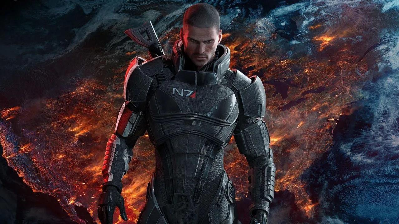 Шепард станет четче: Инсайдер подтвердил выход трилогии Mass Effect для современных систем
