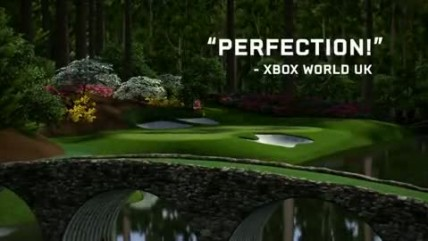"Tiger Woods PGA Tour 13 ""Accolades Trailer """