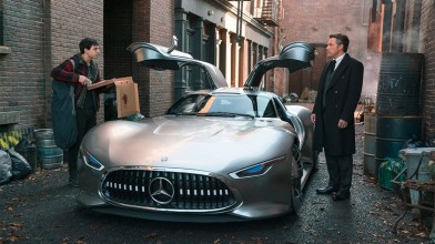 """В """"Лиге справедливости"""" появится концепт-кар из Gran Turismo 6"""
