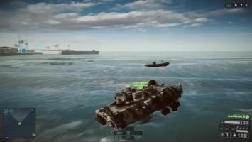 ТОП 10 БАГОВ В [Battlefield 4]